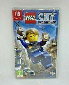 LEGO CITY Undercover (Nintendo Switch, 2020) *Neu&Ovp*