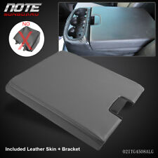 Gray Center Console For 07-13 Chevy GMC OEM GM Part Lid Arm Rest Latch 20864154
