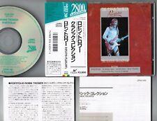 ROBIN TROWER Portfolio JAPAN CD CP28-1026 w/OBI 1988 2800 GREENLINE issue Procol