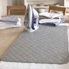 "Quilted Magnetic Ironing Mat Heat Resistant Laundry Pad Washer Dryer 23"" x 21"""