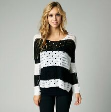 Fox Racing Women's Advance Sweater Black Size XS