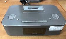 Philips DC290B/37, iPod/iPhone Alarm Clock Speaker Dock Radio, FREE SHIPPING!!!