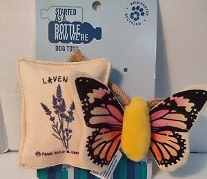 Spring Time Dog Toy Butterfly Started As A Bottle Now A Dog Toy Reinvented...