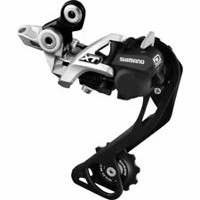 Shimano RD-M786 XT 10-speed Shadow+ design rear derailleur, SGS, silver