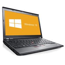 Lenovo ThinkPad X230 Notebook Intel Core i5 2x 2,6GHz 8GB RAM 320GB HDD Win10