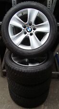 4 BMW Winter wheels Styling 327 5er F10 6er F06 F12 225/55 R17 97H M + S ALLOY