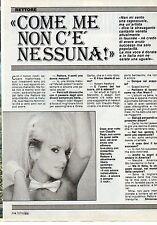 Ga30  Clipping-Ritaglio 1983 Rettore
