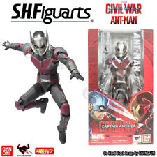 GENUINE BANDAI S.H.Figuarts Captain America 3 Civil War Ant-Man Action Figure