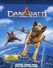 CANI & GATTI - LA VENDETTA DI KITTY (BLU-RAY) NUOVO, ORIGINALE, ITALIANO