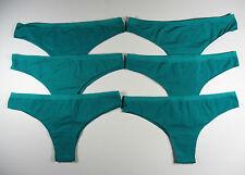 6 Stück Damen Low Cut Slip 93% Baumwolle Tezenis Gr.: L