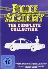Complete Collection POLICE ACADEMY Teil 1 2 3 4 5 6 7 Kultkomödien 80er DVD Box