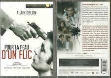 DVD - POUR LA PEAU D' UN FLIC avec ALAIN DELON / NEUF EMBALLE - NEW & SEALED