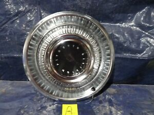 """1969 Plymouth Fury 15"""" Wheel Cover Hubcap #A"""