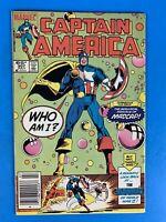 Captain America #307 (1st app of Madcap)🔑🔥🔥🔥