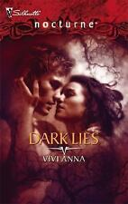 Dark Lies (Silhouette Nocturne), Anna, Vivi, 0373617739, Book, Acceptable