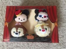 SDCC 2016 Disney Tsum Tsum Mickey's Movie Theatre Box Set Comic Con Exclusive