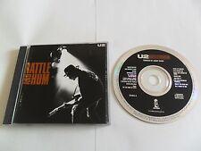 U2 - Rattle And Hum  (CD 1988) USA Pressing