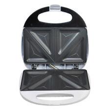 Bomann Sandwichtoaster ST 5016 CB Sandwich-Maker Sandwichmaker Toaster weiß
