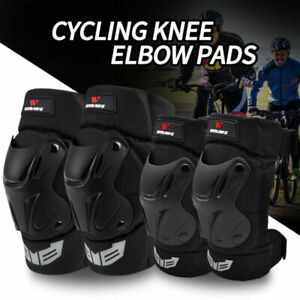 Motocross  Knee Elbow Pads Shin Guards MX Racing Off road Protection