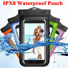 Swimming Waterproof Underwater Pouch Bag Pack Dry Case for iPhone Cell Phone LG