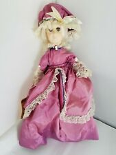 Vintage Collectible EFFANBEE'S WOMEN OF THE AGES 1984 Martha Washington 3371