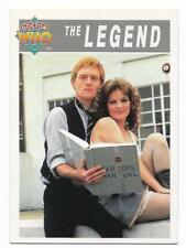 1994 Cornerstone DR WHO Base Card (106) The Legend