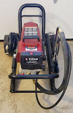 Titan Impact 640 Airless Paint Sprayer (Low Rider)