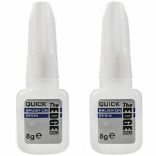 The Edge QuickDip Nail Brush On Resin 8g x2 SAMEDAY DISPATCH OFFICIAL STOCKISTS