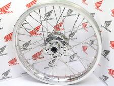 "Honda CB 500 Four K0 K1 K2 K3 Alu-Felge Vorderrad 2,15x19"" für Breitreifen Umbau"