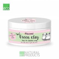 Nacomi Natural Green Clay Face & Body Mask 65g