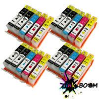 4SET4BK Ink replace for HP 564XL Photosmart 7510 7515 7520 7525 5520 C309