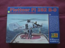 Flettner FI 282 B-0 - SCALA 1/72 RS Models