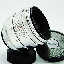 Early HELIOS-44 f2/58mm - KMZ 13 blades aperture - MADE in USSR №0222428