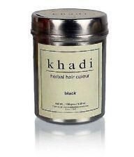 Khadi Natural Herbal Hair Colour Black 150 GM