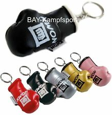 2 St/ück f/ür Auto-Innenspiegel B Miniboxhandschuhe z Mini Boxhandschuhe DOGGY HUNDE POWER 1 Paar