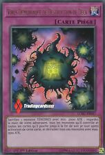 ♦Yu-Gi-Oh!♦ Virus Démoniaque de Destruction de Deck : LCKC-FR047 -VF/Ultra Rare-