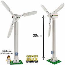 Lego turbina eólica-Custom Modelo - 35cm de alto-todas las nuevas piezas-Molino