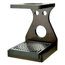 Tiamo– Wooden* Coffee Drip Station Pour-Over/Filter/Drip Coffee Stand (Brown)