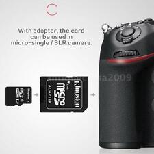 Kingston Class 10 C10 32GB MicroSD TF Flash Memory Card 48MB/s For Phone MP3