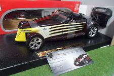 PLYMOUTH  PROWLER HOT ROD cabriolet violet au 1/18 ANSON 30367 voiture miniature