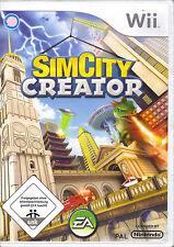 SimCity Creator  (Nintendo Wii)