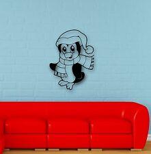 Wall Stickers Vinyl Decal Funny Penguin Children's Room Baby (ig649)
