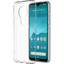 Nokia 7.2 - 64GB - Cyan Green (Unlocked) (Dual SIM WIth Nokia Clear Case