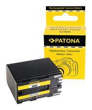 Akku f. Canon BP-970G EOS C300 C300 PL BP-970G HA HA H1S BP-970G X von PATONA