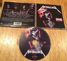 Metallica - The Ultimate Roots Of CD Moscow 1991 slayer megadeth anthrax ac/dc