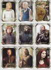 Game of Thrones Iron Anniversary Series 1 Gold Parallel Card - You Pick