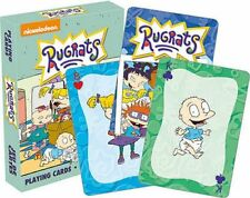RUGRATS - PLAYING CARD DECK - 52 CARDS NEW - NICKELODEON TV 52493