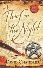 A Thief in the Night (Ancient Blades Trilogy, Book 2),David Chandler
