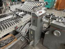 Baumfolder Folding Machine *For Parts Only* -See Description-