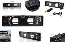 Portatarga con telecamera Retromarcia Auto Retrocamera 170 ° Visione Nottura MNT